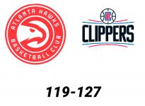 Baloncesto.NBA. Atlanta Hawks vs Los Angeles Clippers