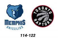 Baloncesto.NBA.Memphis Grizzlies vs Toronto Raptors