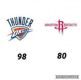 Baloncesto.NBA.Oklahoma City Thunder vs Houston Rockets