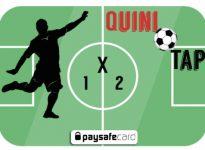 Participa en la #QuiniTAP – Gana dinero en efectivo SIN requisitos. ¡A por el bote!No