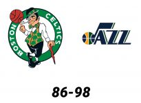 Baloncesto.NBA.Boston Celtics vs Utah Jazz