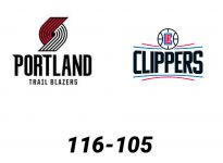 Baloncesto.NBA.Portlans Trail Blazzers vs Los Angeles Clippers