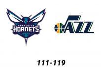 Baloncesto.NBA.Charlotte Hornets vs Utah Jazz