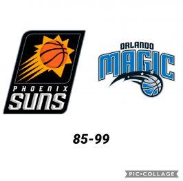 Baloncesto.NBA.Phoenix Suns vs Orlando Magic