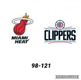 Baloncesto.NBA. Los Ángeles Clippers vs Miami Heat