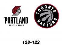 Baloncesto.NBA. Portland Trail Blazers vs Toronto Raptors