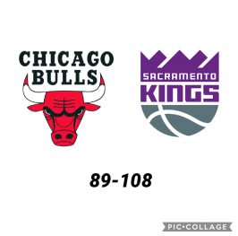 Baloncesto.NBA. Chicago Bulls vs Sacramento Kings