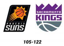 Baloncesto.NBA. Phoenix Suns vs Sacramento Kings