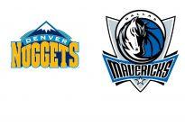 Baloncesto.NBA. Denver Nuggets vs Dallas Mavericks