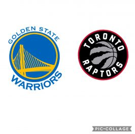 Baloncesto.NBA. Golden State Warriors vs Toronto Raptors