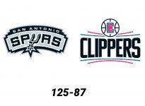 Baloncesto.NBA. San Antonio Spurs vs Los Angeles Clippers
