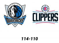 Baloncesto.NBA. Dallas Mavericks vs Los Angeles Clippers