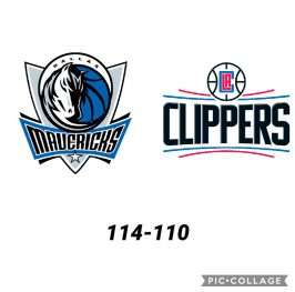 Baloncesto.NBA. Dallas Mavericks vs Los Angeles Clippers