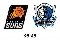 Baloncesto.NBA. Phoenix Suns vs Dallas Mavericks