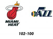 Baloncesto.NBA. Miami Heat vs Utah Jazz