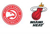 Baloncesto.NBA. Atlanta Hawks vs Miami Heat