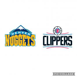 Baloncesto.NBA. Denver Nuggets  vs Los Angeles Clippers