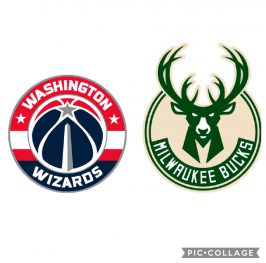 Baloncesto.NBA. Washington Wizards vs Milwaukee Bucks