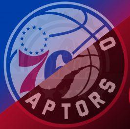 Apuesta baloncesto – NBA – 76s vs TORONTO