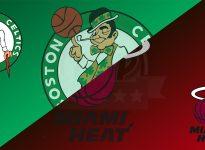 Apuesta baloncesto - NBA - BOSTON vs MIAMI