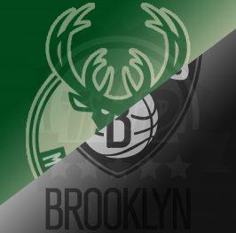Apuesta baloncesto – NBA 21/22 – MILWAUKEE BUCKS vs BROOKLYN NETS