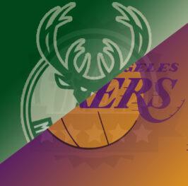 Apuesta baloncesto ? NBA 20/21 ? BUCKS vs LAKERS