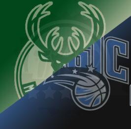 Apuesta baloncesto – NBA – BUCKS vs ORLANDO
