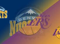 Apuesta baloncesto – NBA – DENVER vs LAKERS