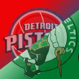 Apuesta baloncesto – NBA 20/21 – DETROIT vs BOSTON