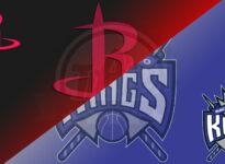 Apuesta baloncesto - NBA 20/21 - HOUSTON vs KINGS
