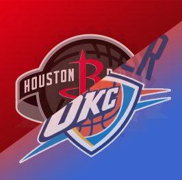 Apuesta baloncesto – NBA 21/22 – HOUSTON ROCKETS vs OKLAHOMA CITY THUNDERS