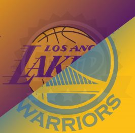 Apuesta baloncesto – NBA 21/22 – LOS ÁNGELES LAKERS vs GOLDEN STATE WARRIORS