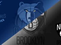 Apuesta baloncesto - NBA 20/21 - MEMPHIS vs BROOKLYN