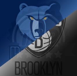 Apuesta baloncesto – NBA 20/21 – MEMPHIS vs BROOKLYN