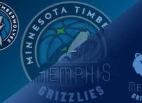 Apuesta baloncesto - NBA 20/21 - MINNESOTA vs MEMPHIS