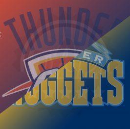 Apuesta baloncesto – NBA 21/22 | Pretemporada – OKLAHOMA CITY THUNDER vs DENVER NUGGETS