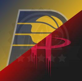 Apuesta baloncesto – NBA 20/21 – INDIANA vs HOUSTON
