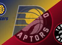 Apuesta baloncesto - NBA 20/21 - PACERS vs TORONTO