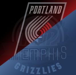 Apuesta baloncesto – NBA 20/21 – PORTLAND vs MEMPHIS