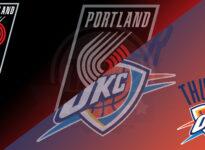 Apuesta baloncesto - NBA 20/21 - PORTLAND vs OKLAHOMA
